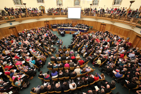 General Synod Elections - Call for Inclusive Church