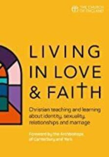 'Living in Love and Faith' should be seen as the Church of England addressing its own people - Adrian Alker, Chair PCN Britain