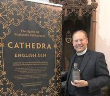 Cathedral Gin – not such a tonic?