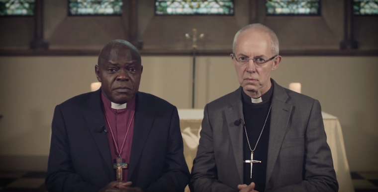 Archbishops apologise for pastoral guidance on sexual relationships