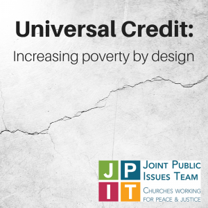 Increasing Poverty by Design - report by Joint Public Issues Team