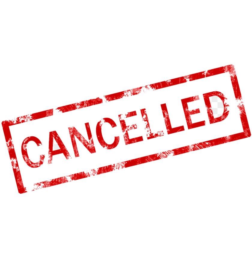 PCN Britain's AGM is cancelled