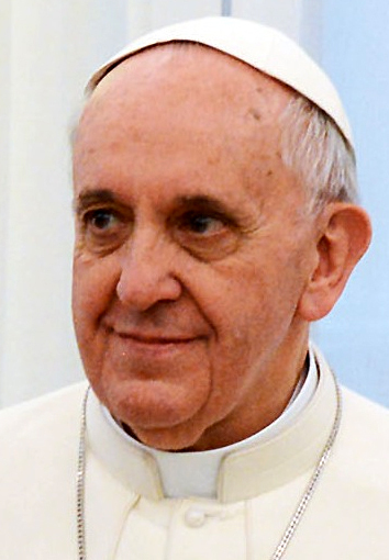 The Guardian calls Pope Francis: a voice in the wilderness