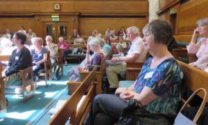 Fridays informal session large