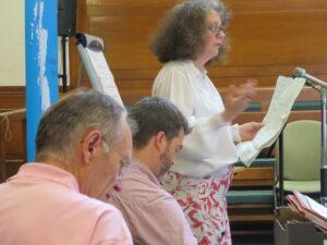 Cardiff university chaplaincy team with mclaren large